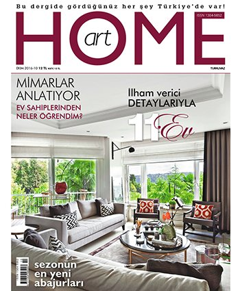 Home Art | Ekim 2016
